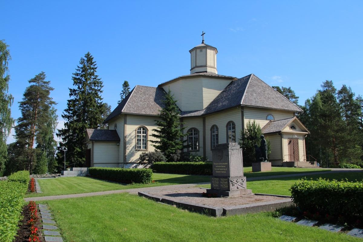 Joutsan kirkko