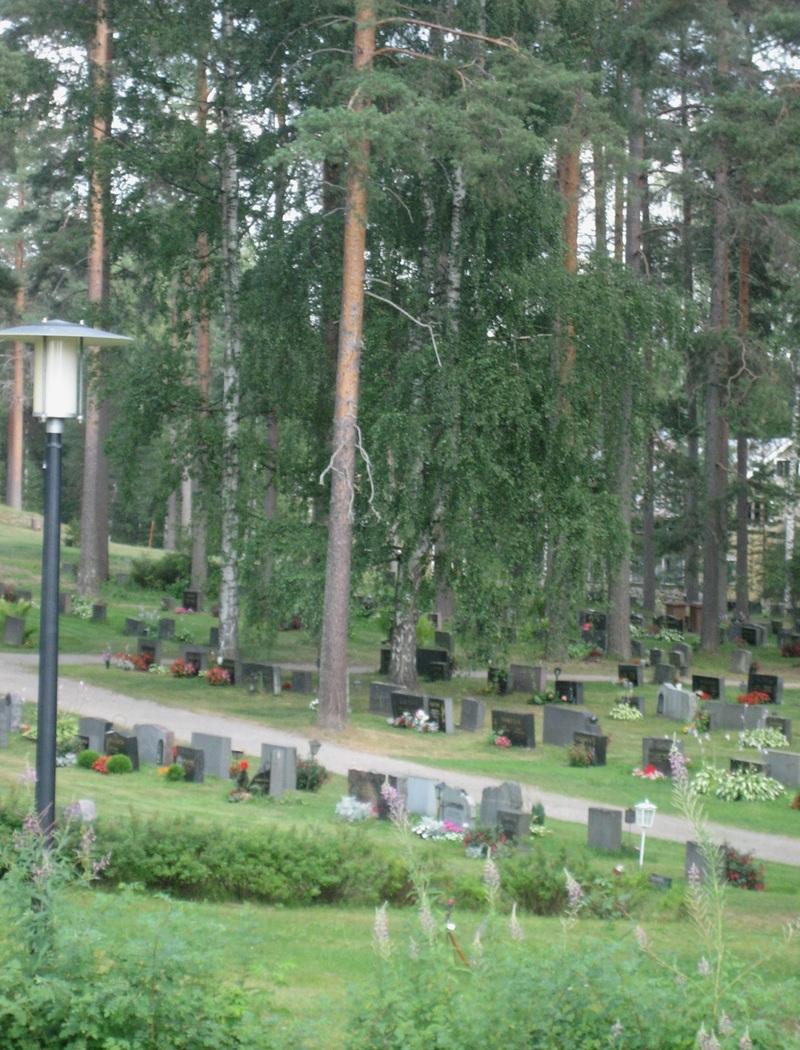 Joutsan hautausmaa