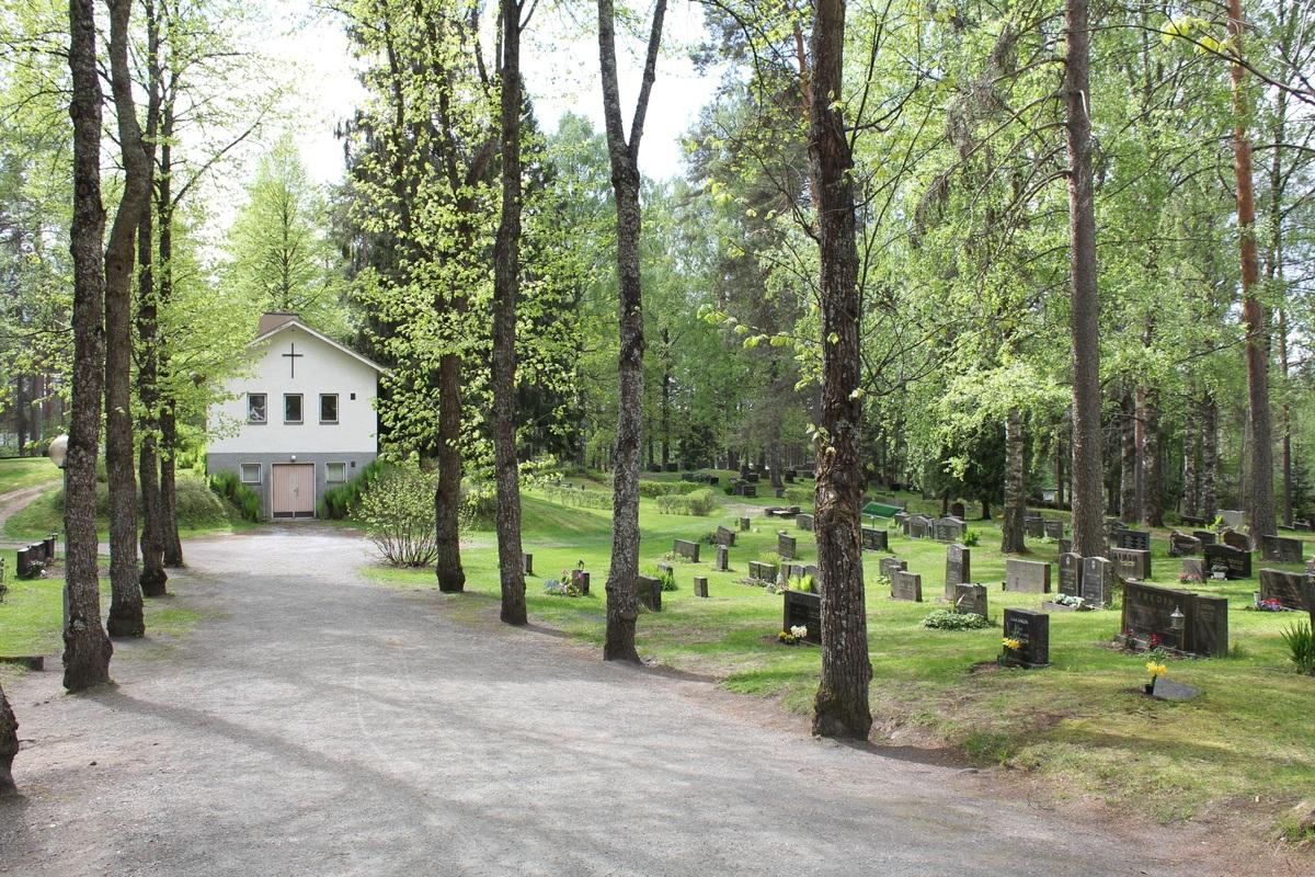 Leivonmäen hautausmaa