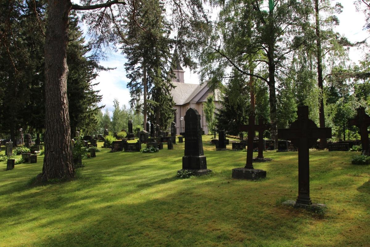 Luhangan hautausmaa